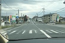佐野田沼インターチェンジからのご来店方法4
